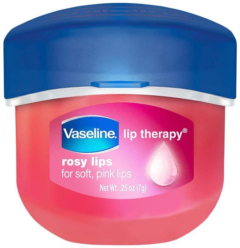 Amazon: Vaseline Lip Rosy