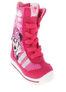 Liverpool en linea:  Disney bota de minnie mouse.