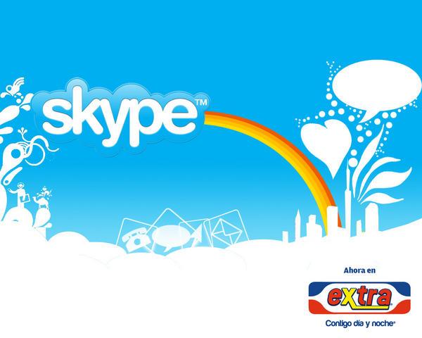 Tiendas Extra: 50% de descuento en tarjetas Skype