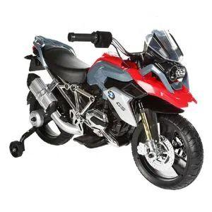 Elektra : Montable Eléctrico Moto Prinsel BMW Prinsel 1256 Rojo