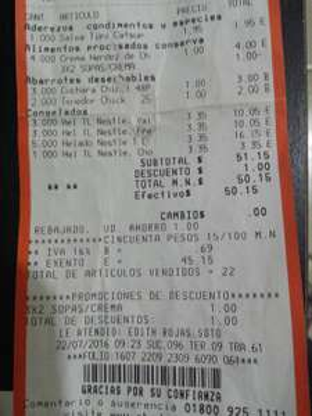 Chedraui: Helados Nestle de 1 litro a $3.35 y más