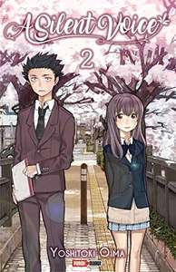 Amazon: A silent voice. Vol. 2, 3, 5, 6 y 7