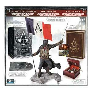 Walmart en línea: Assassin's Creed Unity Collectors Edition para Xbox One