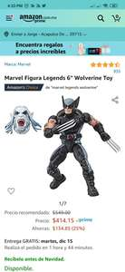 Amazon: Marvel Legends Wolverine XForce