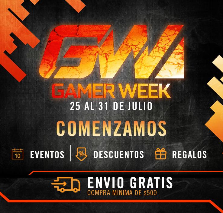MiPC: Gamer Week Varios descuentos