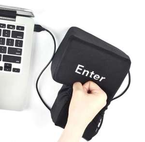 Aliexpress - Almohada Enter USB Antiestrés