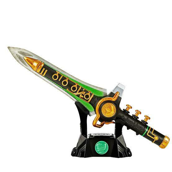 Amazon - Power Rangers Lightning Collection: Dragon Dagger