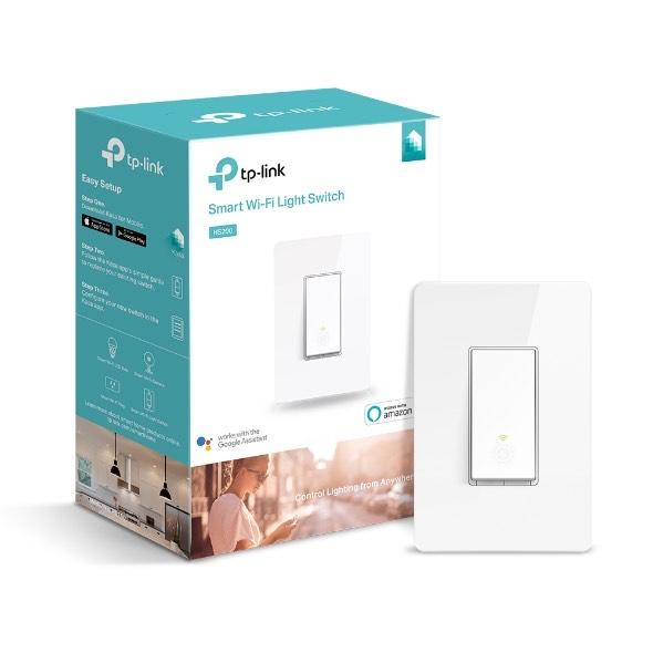 Amazon: paquete de 3 apagadores WiFi TP-LINK vendido por Amazon USA
