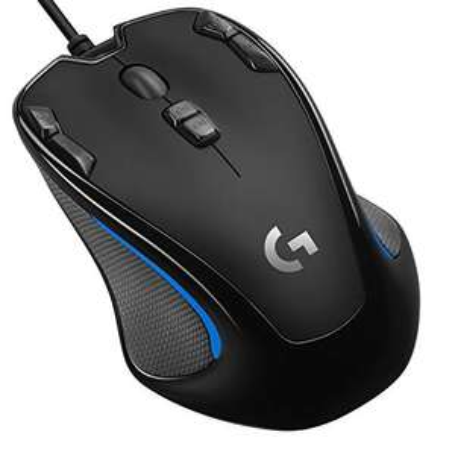 Amazon: Logitech G - Mouse de Hasta 2,500 DPI para Gaming