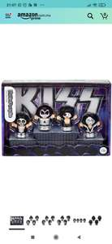 Amazon: Little People Collector - Kiss