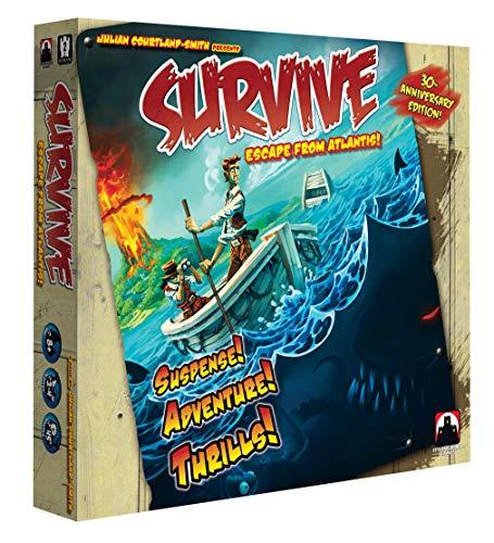 Amazon: Survive Escape from Atlantis
