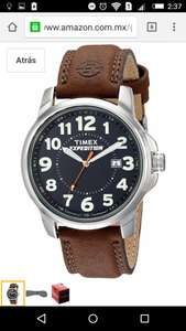 Amazon: Reloj Timex Expedition T44921
