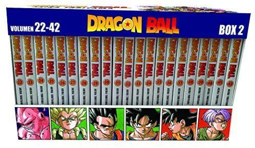 Amazon: Colección completa Manga Dragón Ball