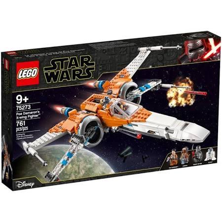 Walmart: LEGO 75273 Star Wars Poe Dameron's X-Wing Starfighter