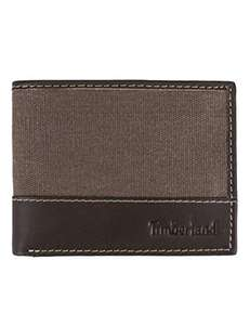 Amazon: Cartera Timberland Baseline Cafe Bifold