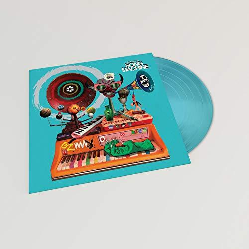 Amazon: Gorillaz - Sound machine: Strange Timez versión azul