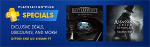 Playstation network - Playstation Plus Specials