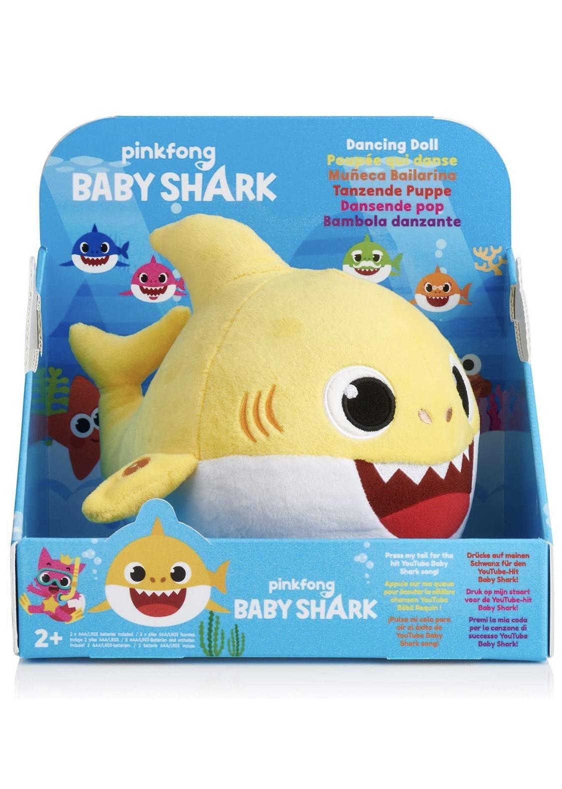 Amazon - Baby Shark musical