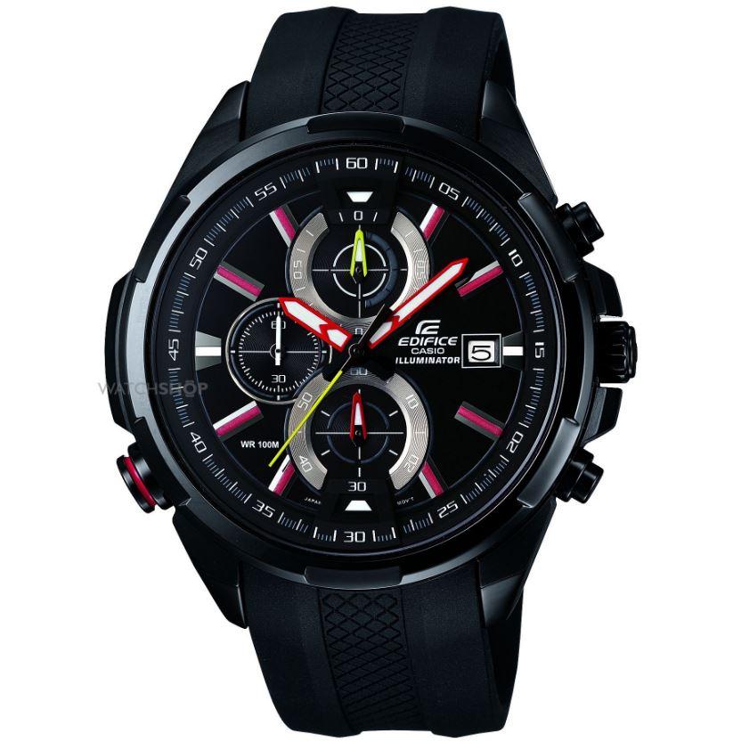 Amazon México: Reloj Casio Edifice EFR-536PB-1A3VEF