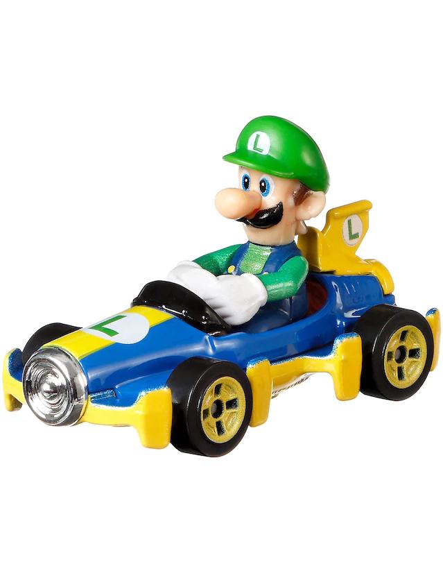 Liverpool: Hot Wheels Mario Kart Luigi