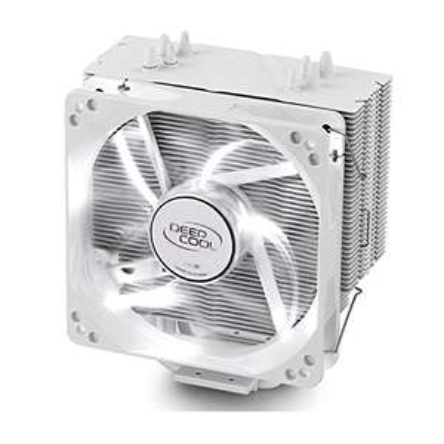 Amazon: Enfriador de CPU Deepcool Gammax 400 White cooler