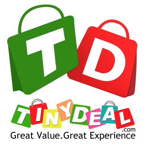 TinyDeal: cupón de 5% de descuento en todo el sitio.