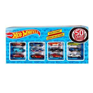 "Sam's Club: ""Set de Autos Hot Wheels 50 pzas"""