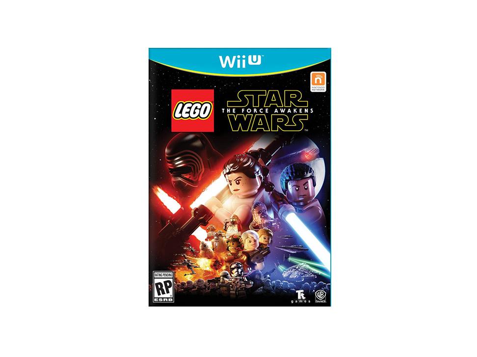 Liverpool en línea: Lego Star Wars The Force Awakens Wii U a $615