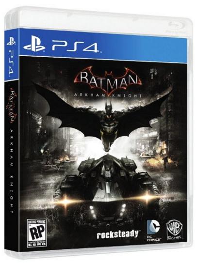 Amazon: Batman: Arkham Knight para PS4 a $259