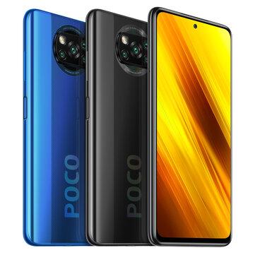 Banggood: Poco X3 6GB RAM / 128 GB ROOM smartphone envío de China