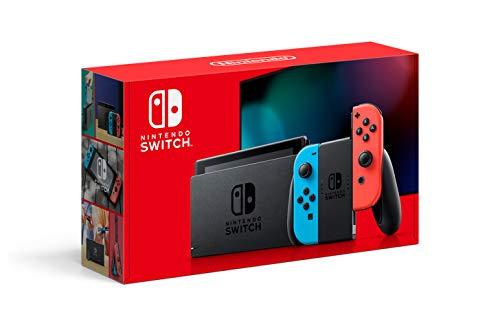 Amazon: Nintendo Consola Switch Neon 32GB Version 1.1 - Standard Edition ¡¡¡ESTA EN OFERTA!!!