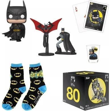Amazon: Caja Batman 80th Anniversary Box Funko