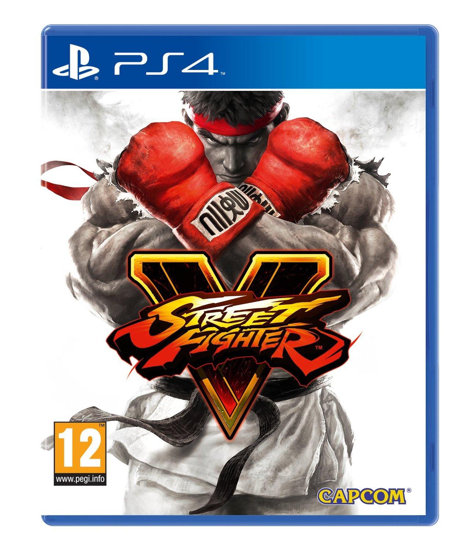 Amazon: Street Fighter V para PS4 a $628.25
