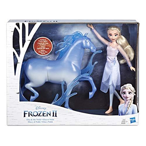 Amazon, Elsa y Nokk (no es el que nada)