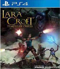 Mixup en línea: PS4 Juego Físico Lara Croft Temple of Osiris