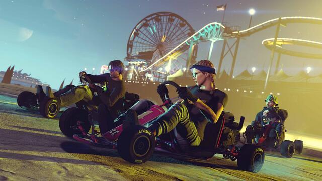 GTA Online: Go-Kart GRATIS para todos apartir del 18 de diciembre