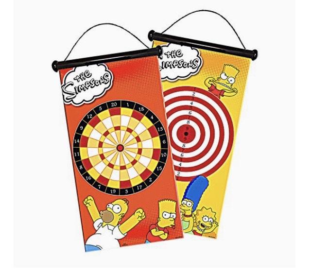 Amazon: Dardos y Diana de los Simpson's