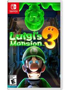 Liverpool, Luigi's Mansion 3 Nintendo Switch