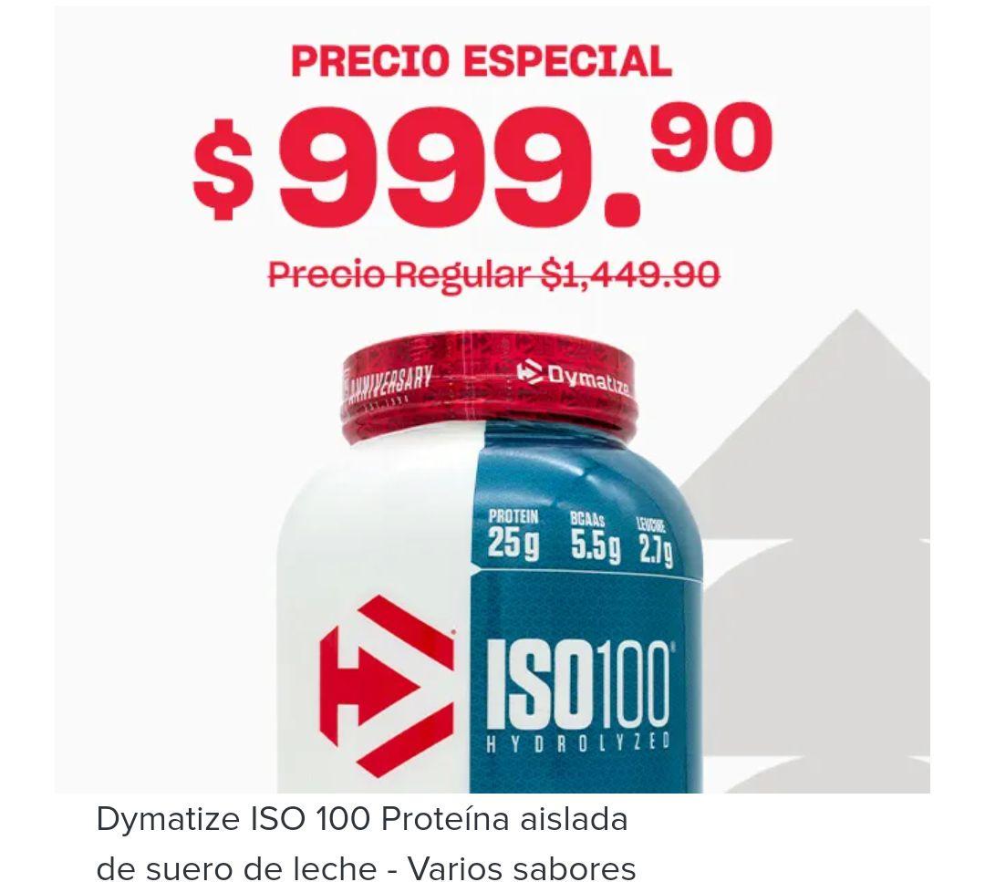 [GNC] Dymatize ISO 100 Hydrolyzed 3lb