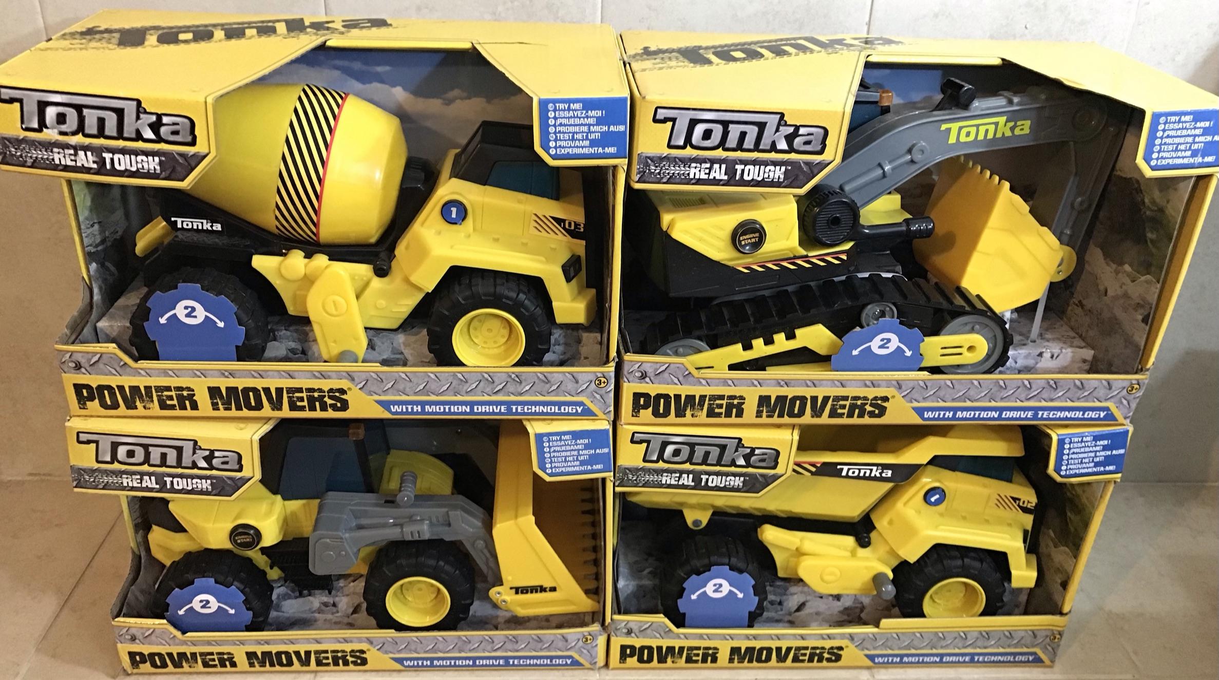 Vehículos Tonka en 96.01 - Walmart en Durango