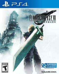 Amazon: Final Fantasy VII Remake