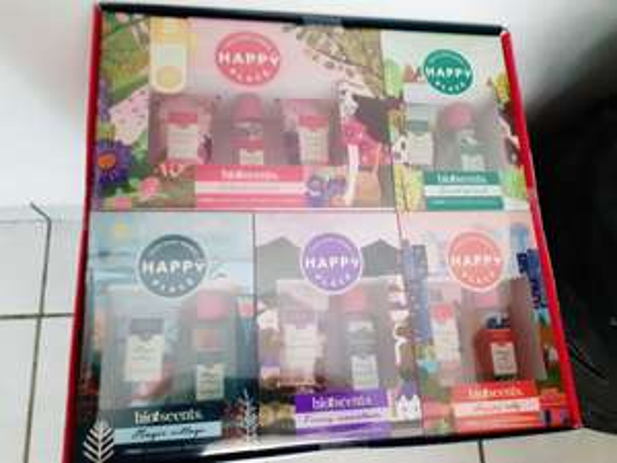 Sam's Club: kit Happy place BIO scents