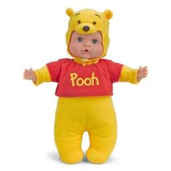 Linio: Nenuco vestido de Pooh