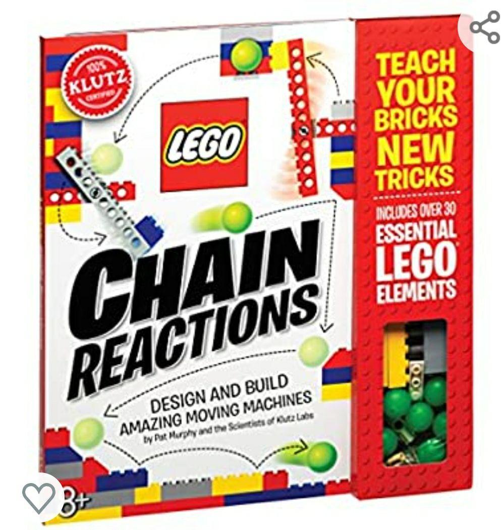 Amazon: lego Chain Reactions