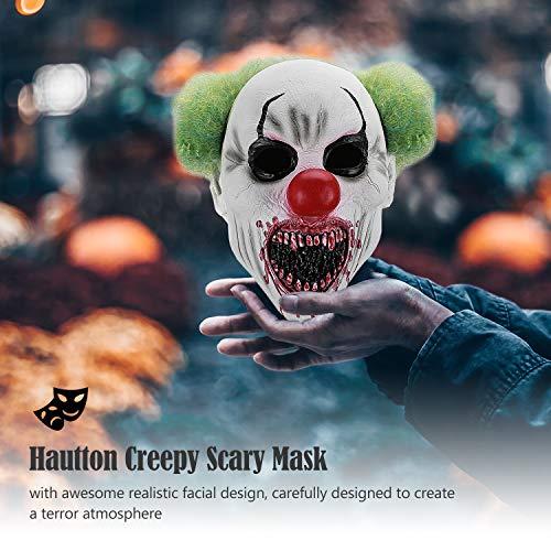 Amazon: Alegre máscara de payasito marca Hautton.