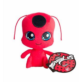 Linio: Ladybug Peluche de Tikki de Miraculous