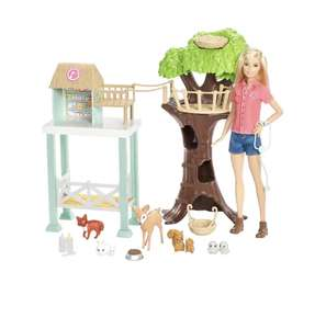 Liverpool - Set Rescate de Animalitos Barbie