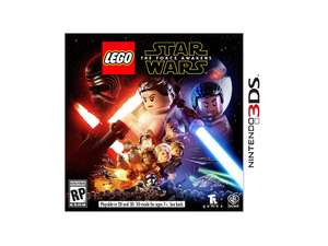 Liverpool: Lego Star wars The force Awakens para 3DS a $391 envío gratis