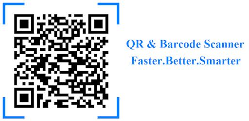 Google Play : QR / Barcode Scanner PRO