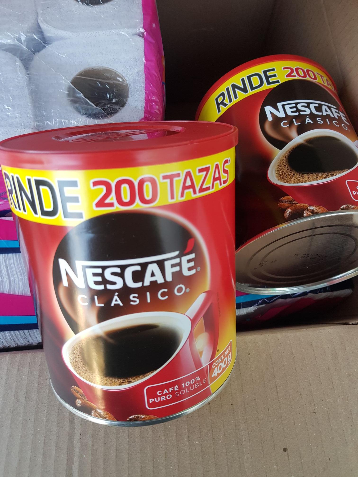 Bodega Aurrerá: Nescafé clásico 400g, pal frío